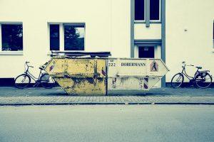 Container-Entsorgung München